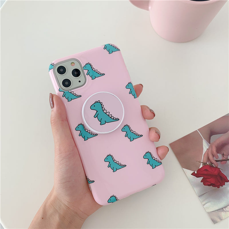 Dinsour iPhone Case