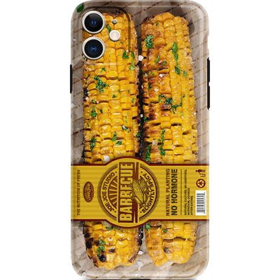 BBQ Corn iPhone Case