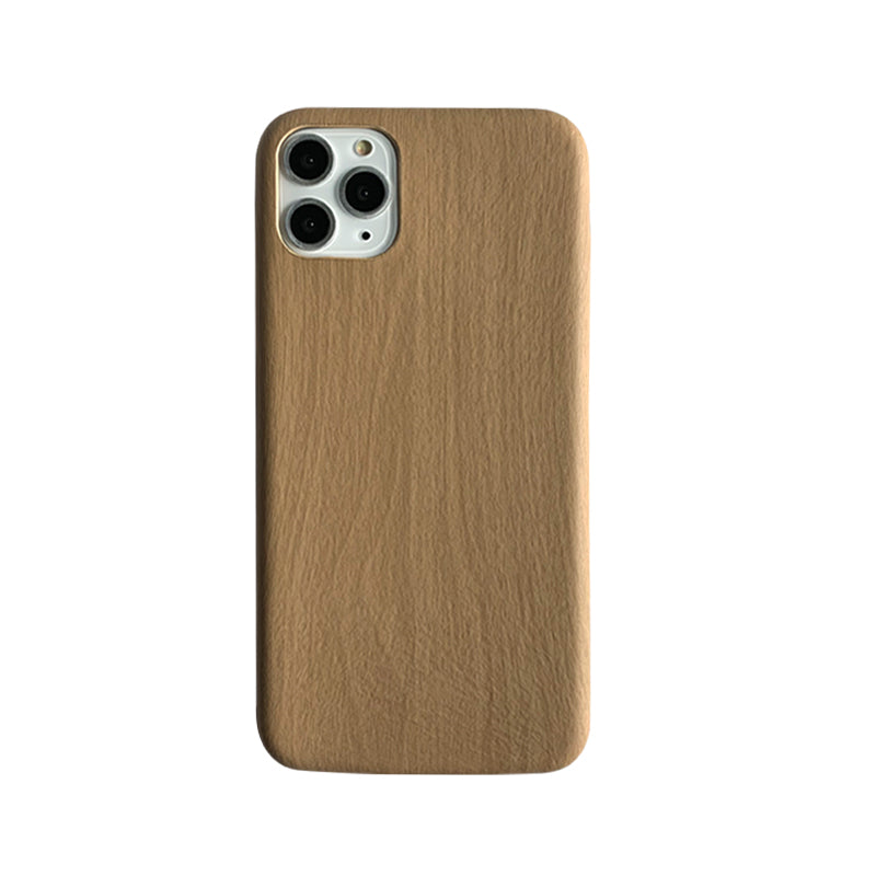 Wood Pattern iPhone Case