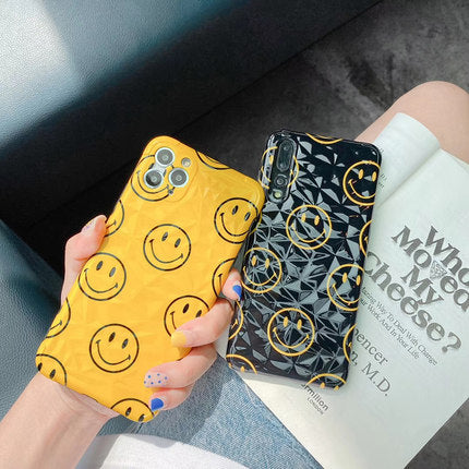 Pattern Smile iPhone Case