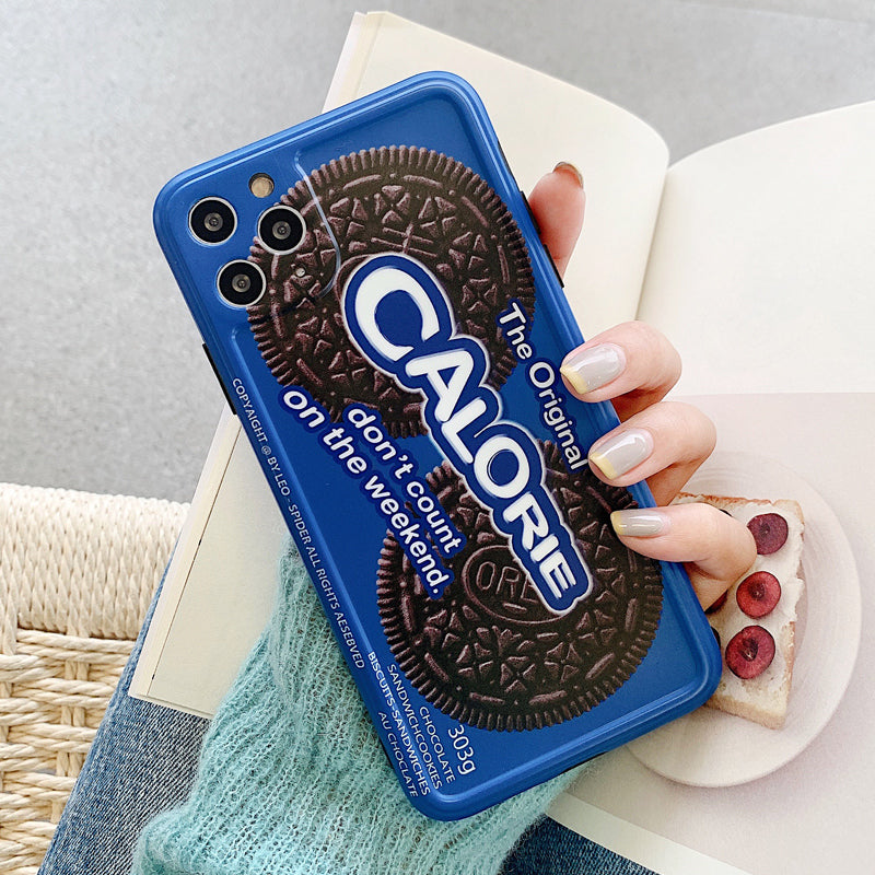 Choco Cookies iPhone Case