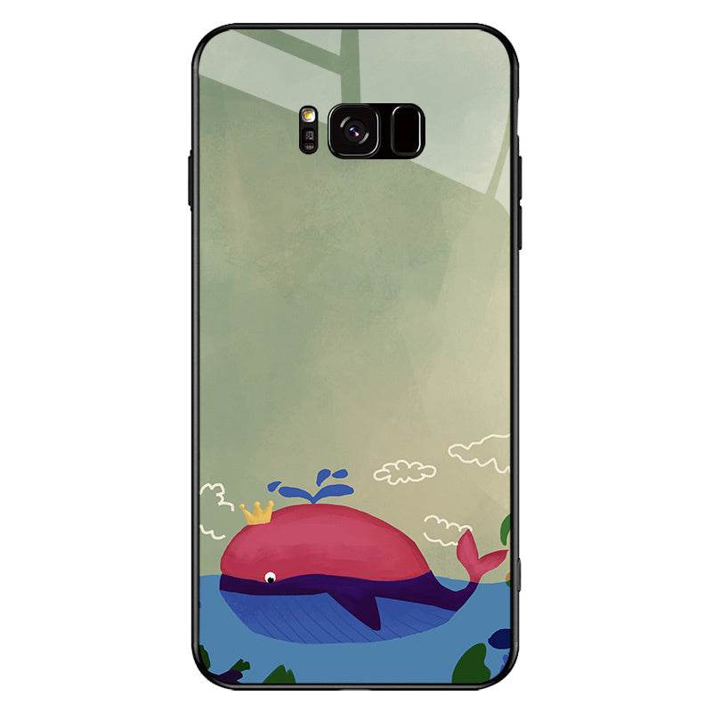 Whale Samsung Case - Available to all Samsung Phones