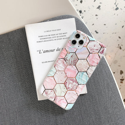 Pattern Marble iPhone Case