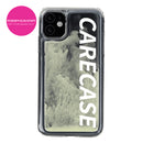 Custom Green Sand iPhone Case With Your Name