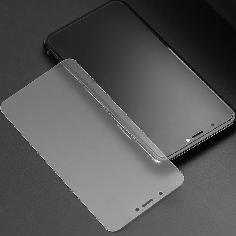 Anti Finger Prints Glass Screen Protector for 11Pro XS Max XR 7Plus iPhone8 6S 5S Display Anti Scratch Advanced HD Clarity