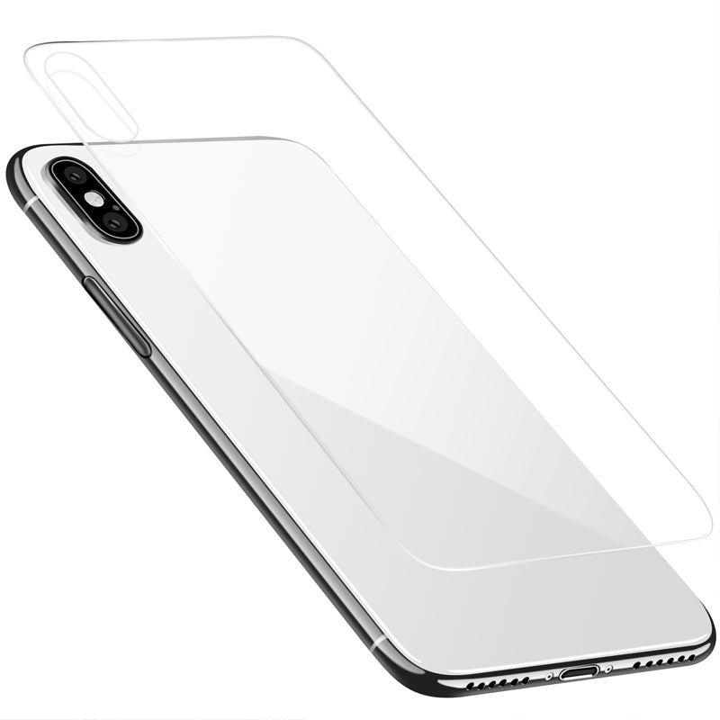 Back Screen Protector for 11Pro XS Max XR 7Plus iPhone8 6S 5S Display Anti Scratch Advanced HD Clarity