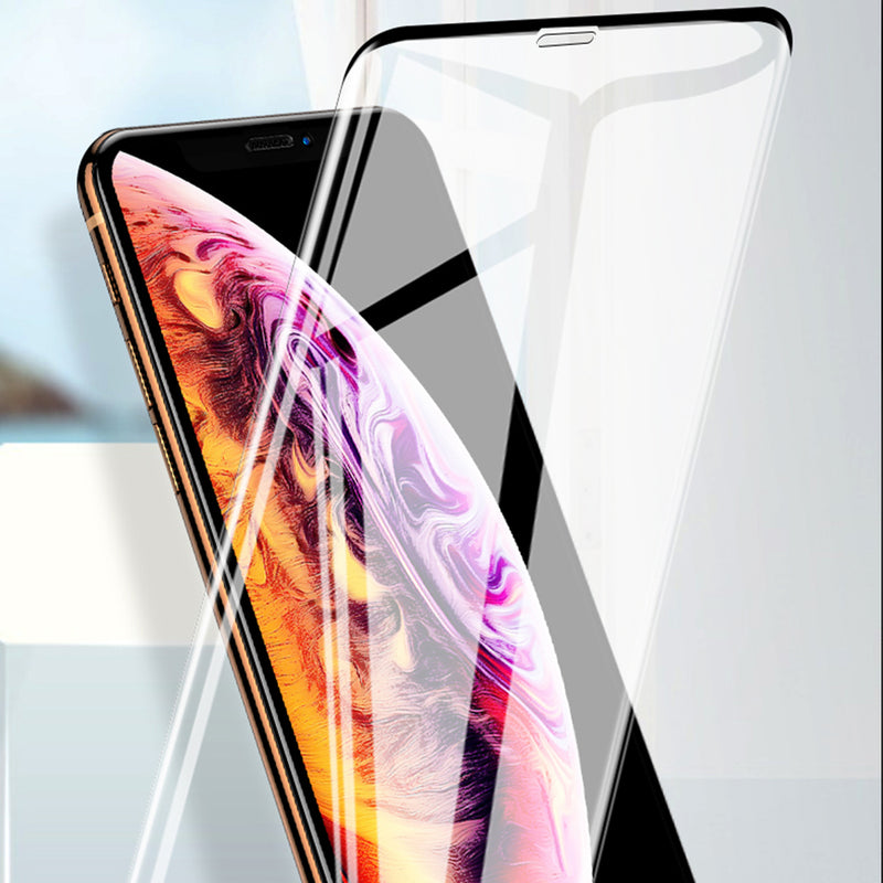 HD Anti Dust Screen Protector for 11Pro XS Max XR 7Plus iPhone8 6S 5S Display Anti Scratch Advanced HD Clarity