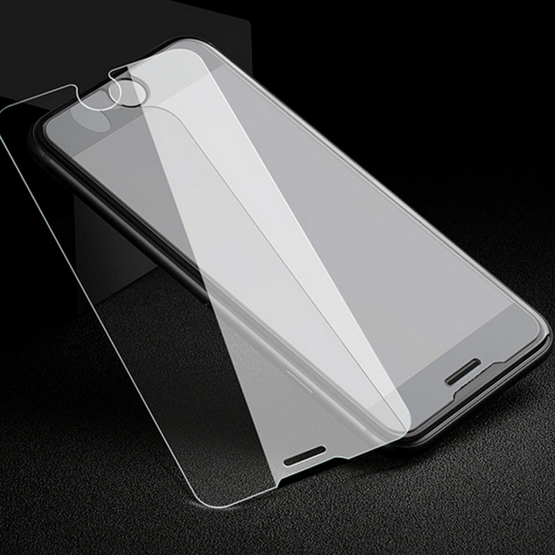 HD Glass Screen Protector for 11Pro XS Max XR 7Plus iPhone8 6S 5S Display Anti Scratch Advanced HD Clarity