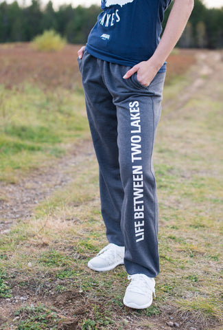 Life Between Two Lakes Sweatpants