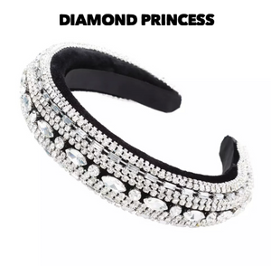 Rhinestone Headbands