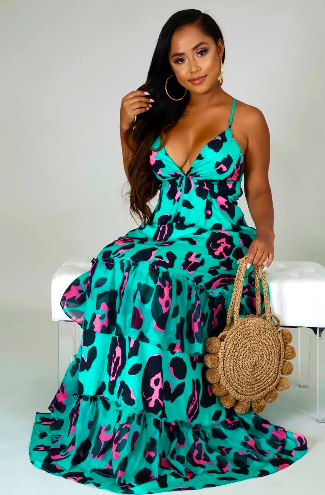 Bali Breeze Dress