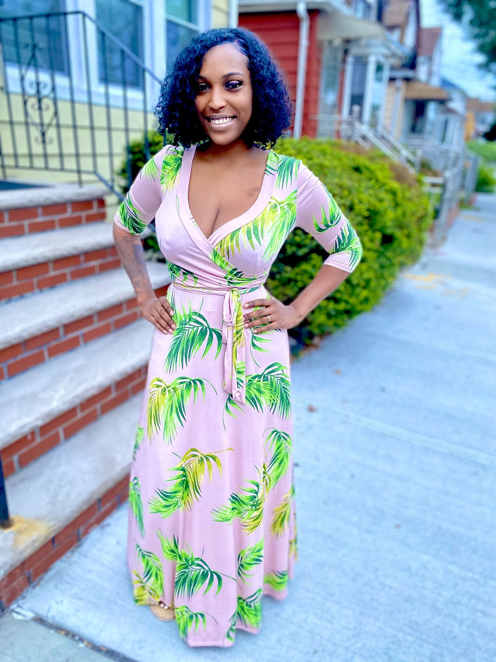 McKenzie Maxi Dress