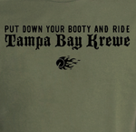 Put Down Your Booty And Ride Shirts - Men's