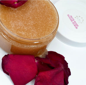 Aloe Rose Scrub