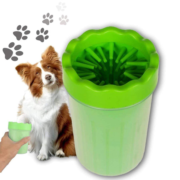 Silicone Quickwash Paw Cleaner