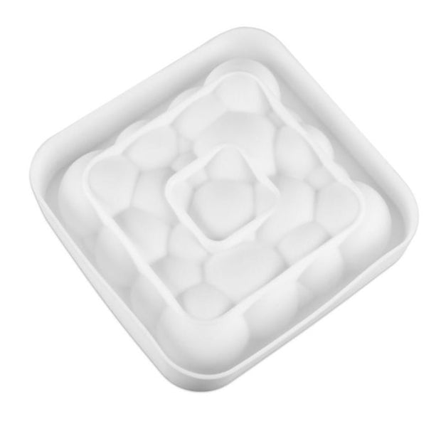 Silicone Cloud Cake Mold