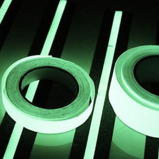 Luminous Night-Vision Tape