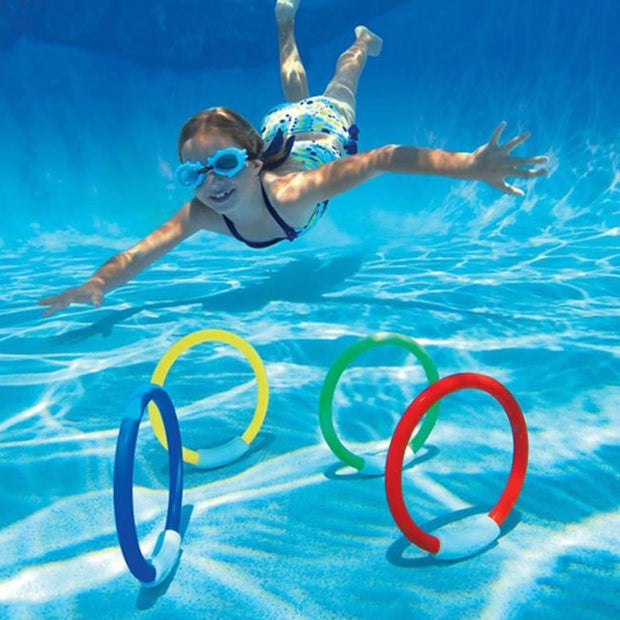 Underwater Swimming Ring