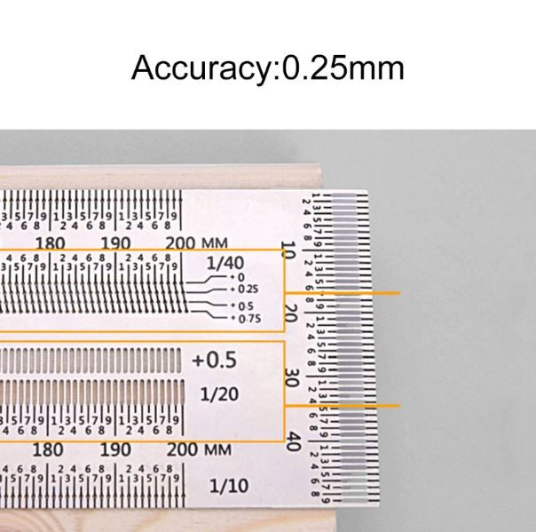 Ultra Precision Marking Rulers