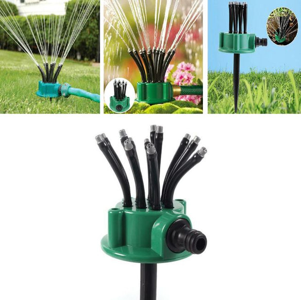 360 Degrees Adjustable Lawn Sprinkler