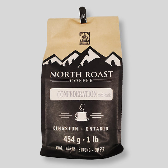 Joe Deodato & Family - North Roast Coffee: Confederation (Ground/ Beans)