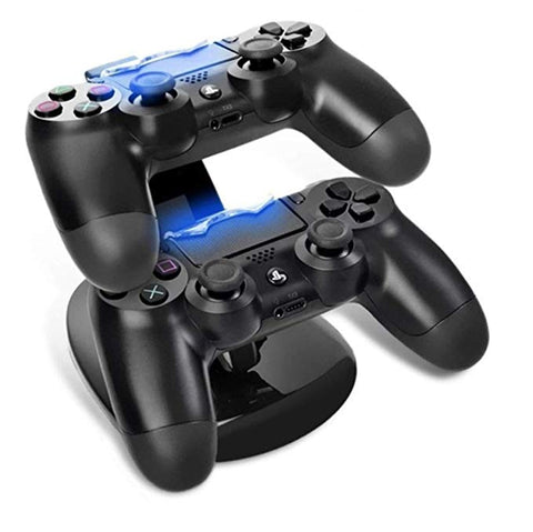 playstation ps4 controller charger stand