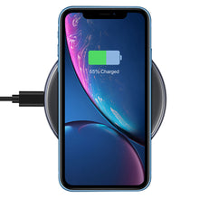 Load image into Gallery viewer, Fast Wireless Charging Pad 15W - Slim Qi Wireless Phone Charger Pad