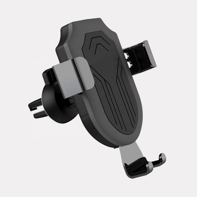Wireless Fast Charging Qi Phone Charger Car Dashboard Mount