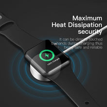 Load image into Gallery viewer, iWatch Charger - Magnetic Wireless Apple Watch Charger - Fast-Charging Compatible with Apple iWatch Series 5/4/3/2/1