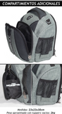 BAG BULL MINI MONSTER JASPE GRIS