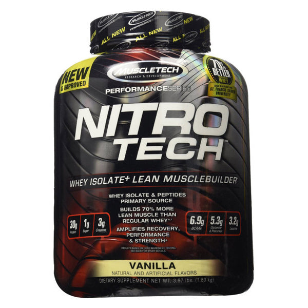 Muscletech Nitro Tech 4lb
