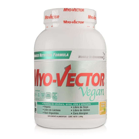 Myo Vector Vegan 3lb