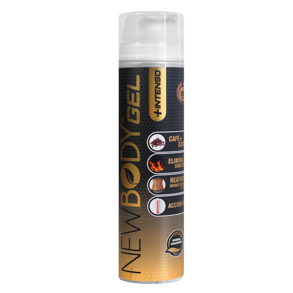 NewBody Gel de Café + Intenso 200ml