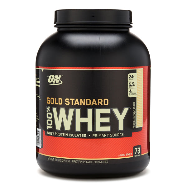 ON Gold Standard 100% Whey 5lb