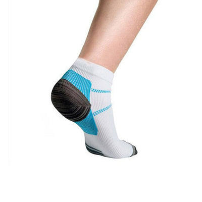 1 Pair High Quality Foot Compression Socks For Plantar Fasciitis