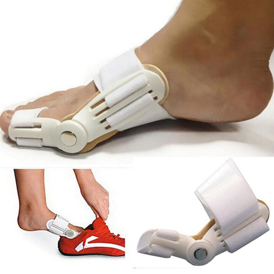 Bunion Splint Big Toe Straightener Corrector Foot Pain Relief Hallux Valgus