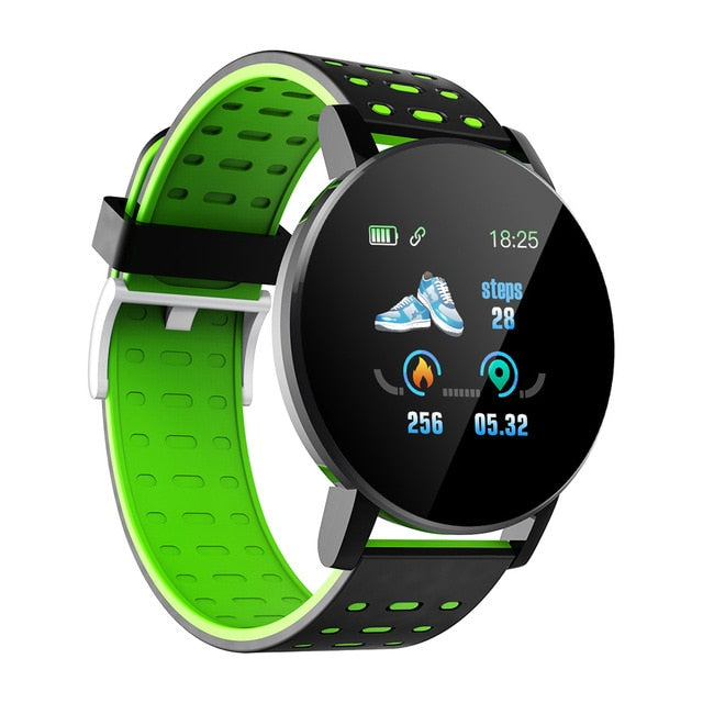 Fitness Bracelet Blood Pressure Measurement Smart Band Waterproof Fitness Tracker Watch