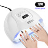 LED Lamp Nail Dryer 45/36 LEDs UV Ice Lamp For Drying