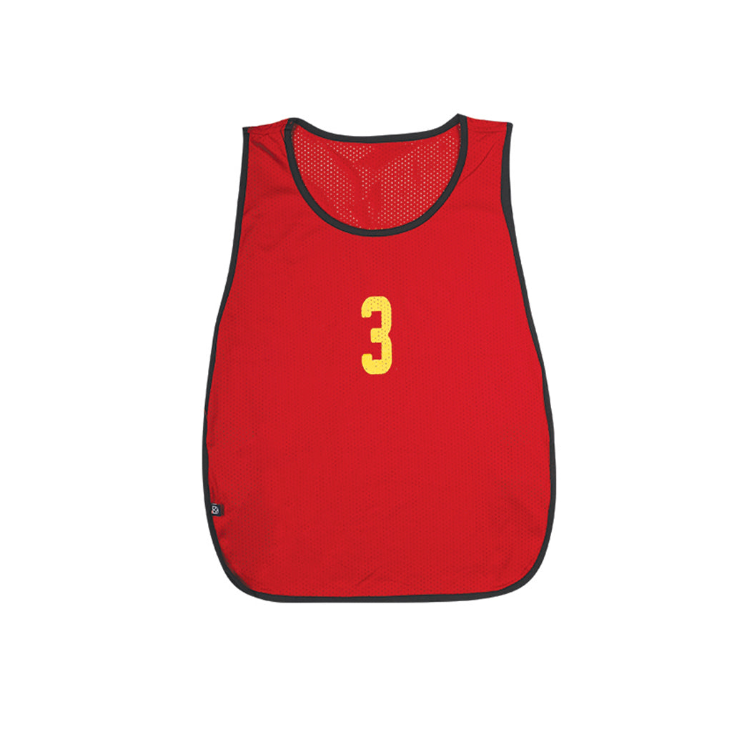 ARORA SPORTS Bib Football Single Mesh FMS