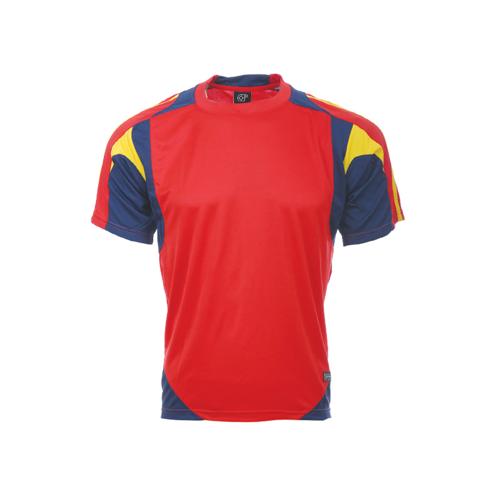 ARORA SPORTS Global Jersey Unisex Quick Dry - Senior GSF 01-03