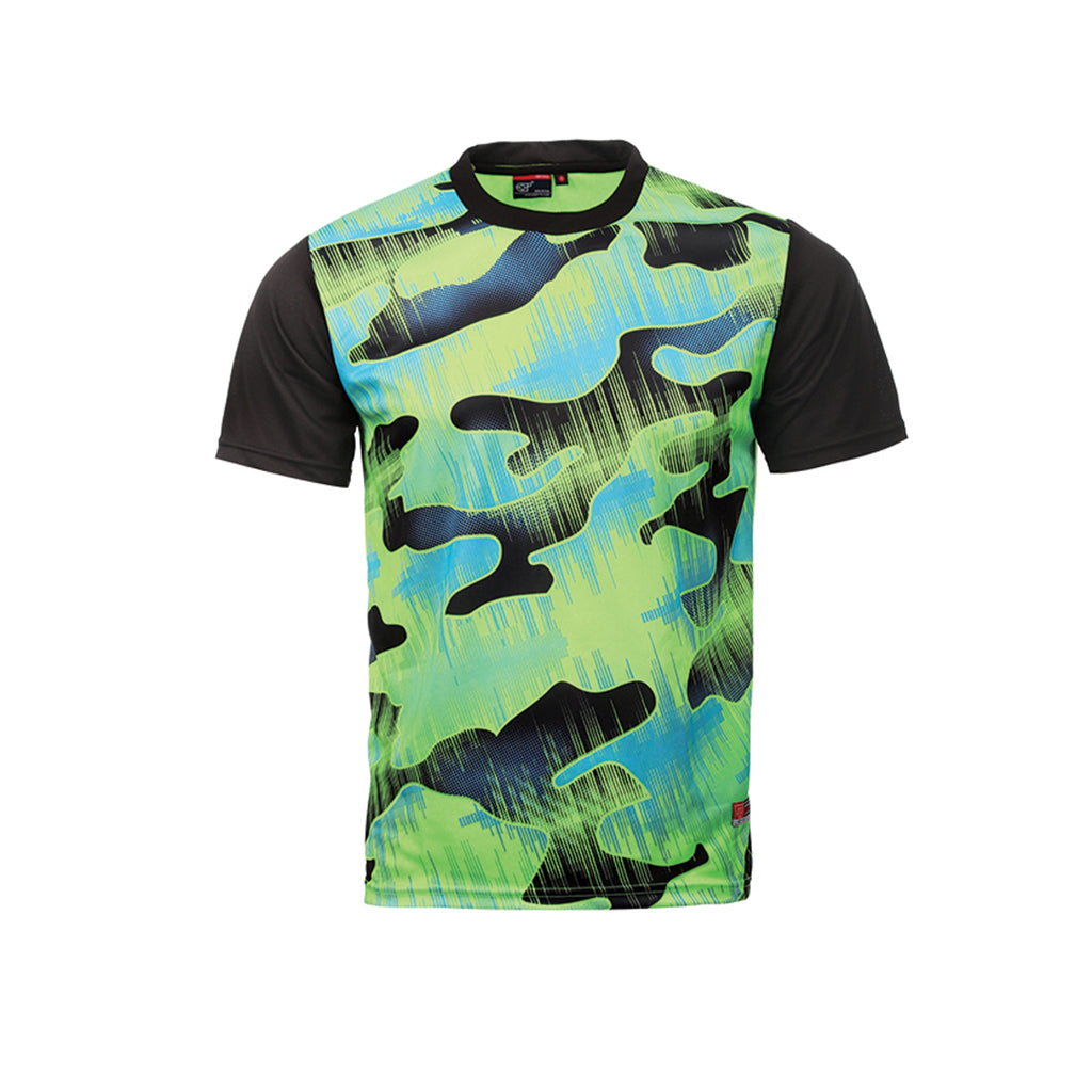 ARORA SPORTS Sublimation Camouflage Tee Unisex Dry Fit GTA 05-08