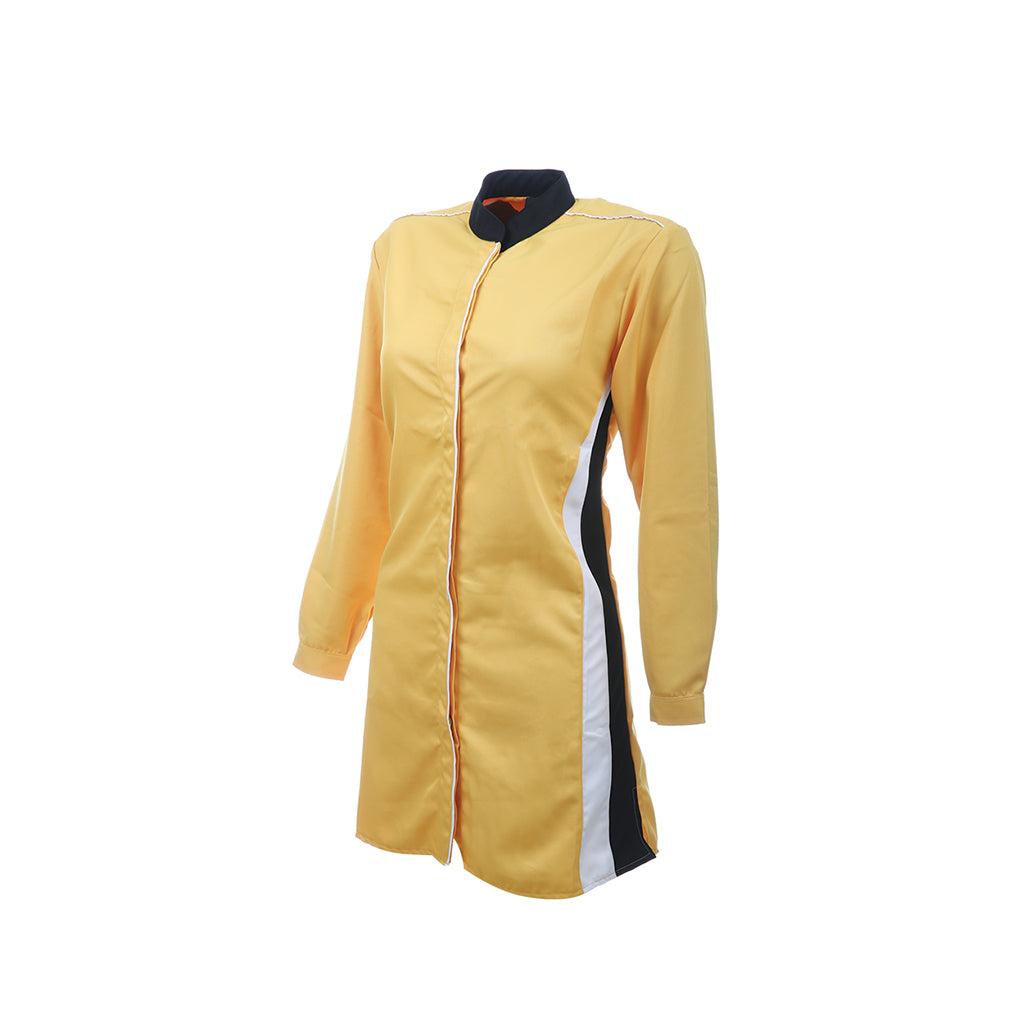 ARORA SPORTS Corporate Shirt Muslimah Polysoft MC 01-04