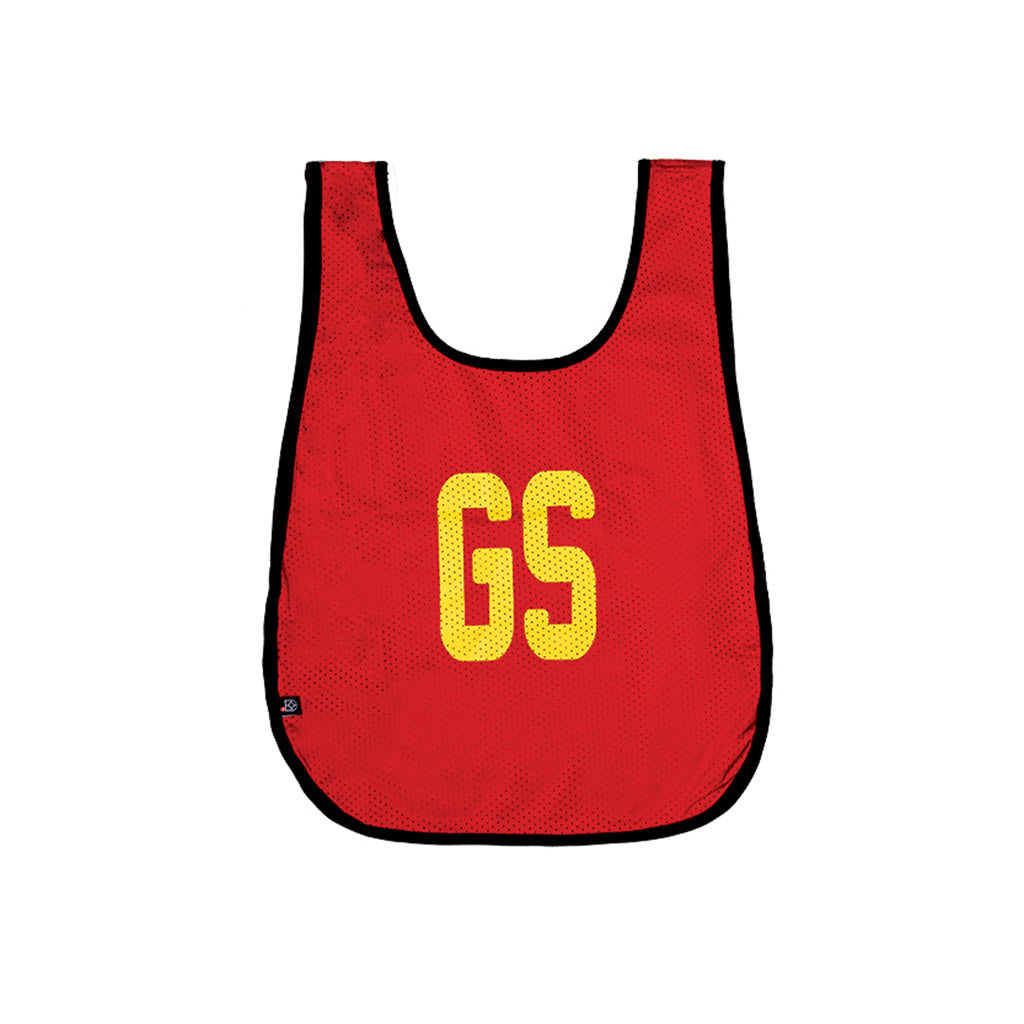 ARORA SPORTS Bib Netball Single Mesh NSS 01-06