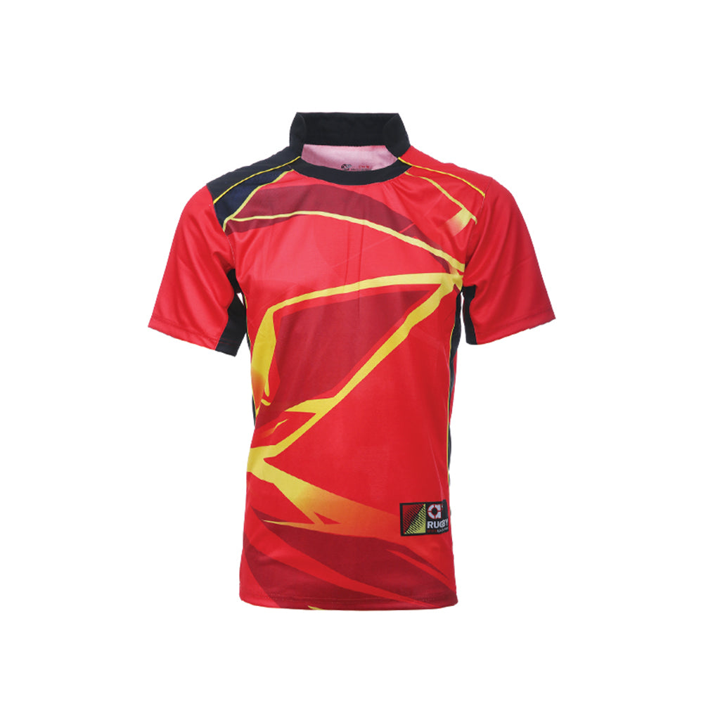 ARORA SPORTS Sublimation Rugby Dryfit RGB 03 Titans