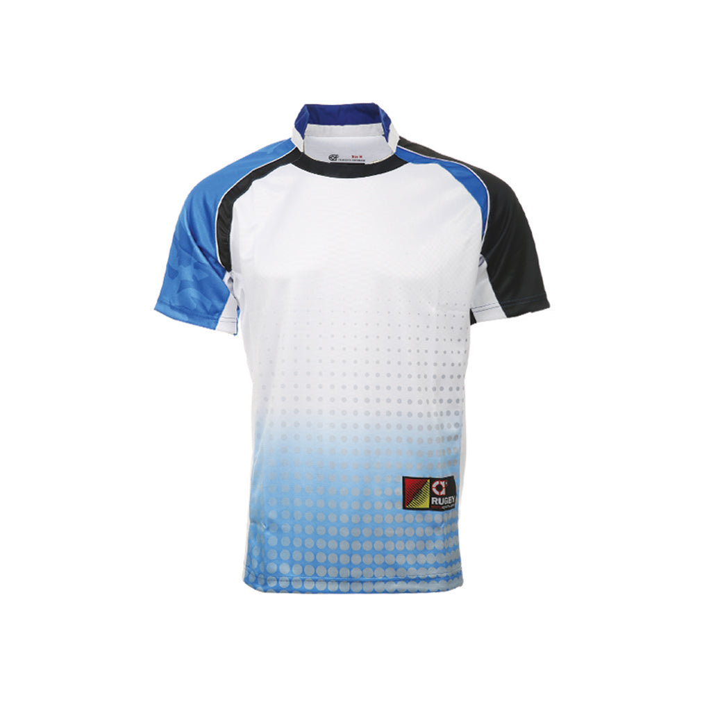ARORA SPORTS Sublimation Rugby Dryfit RGB 05 NZ Warriors