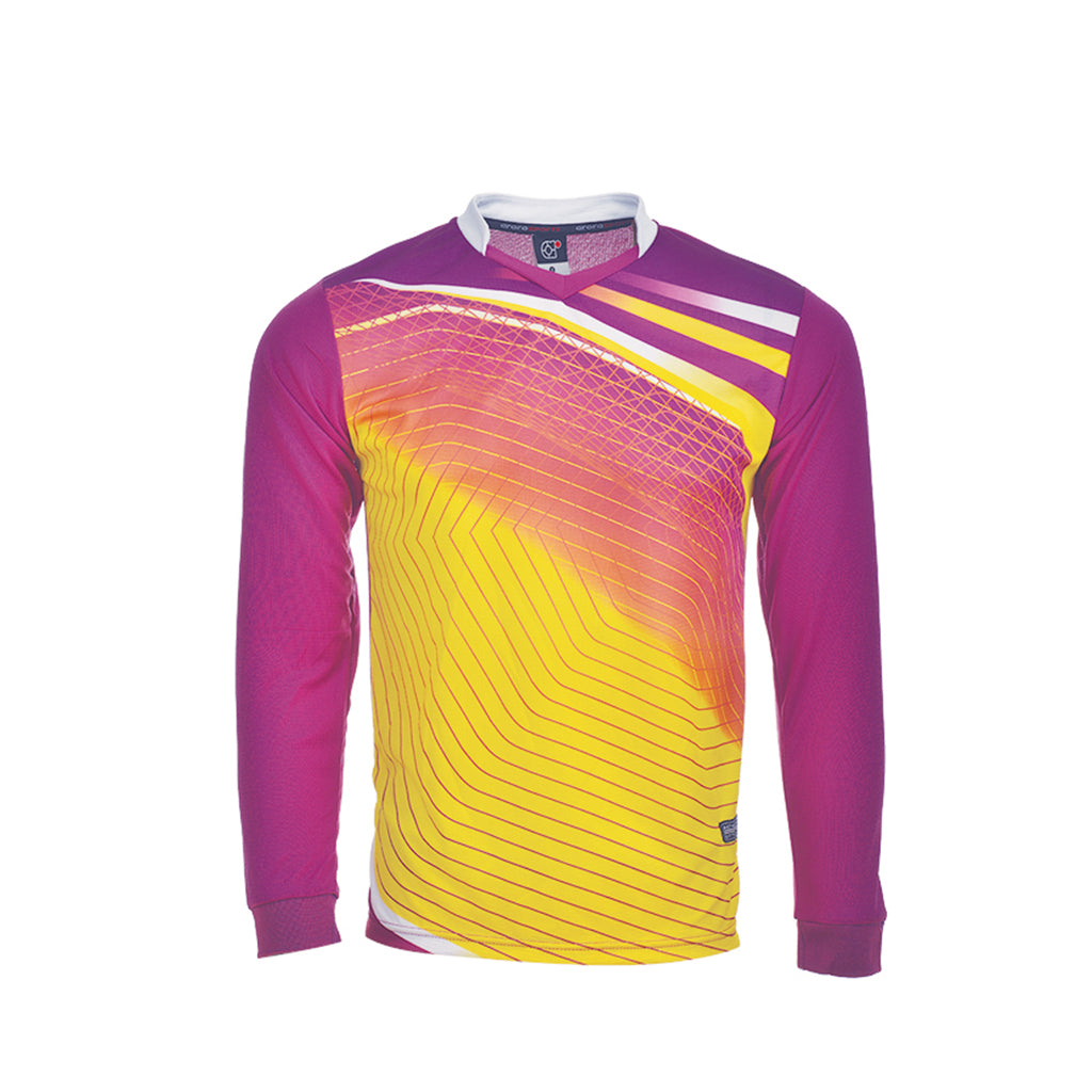 ARORA SPORTS Sublimation Tee Unisex Microfiber RNW 01-04 LS