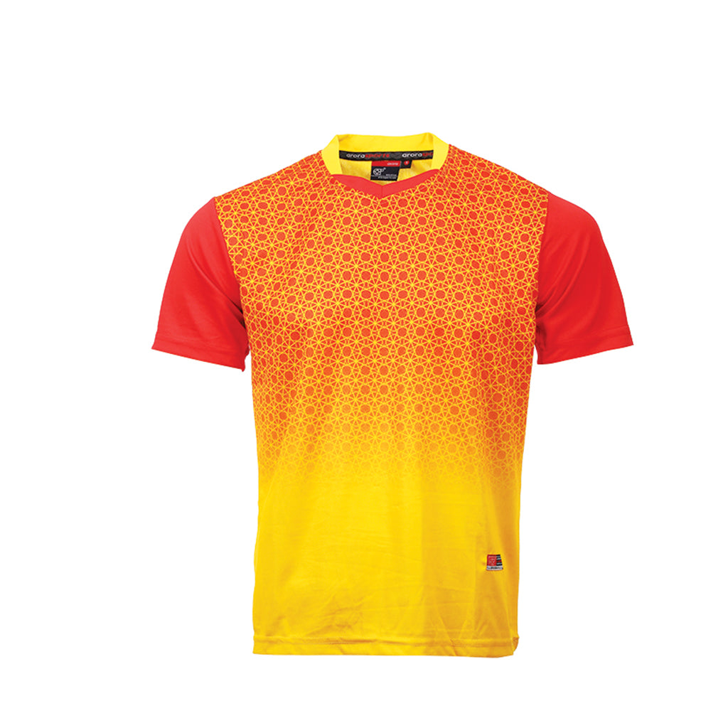 ARORA SPORTS Sublimation Tee Unisex Microfiber RNX 01-03 SS