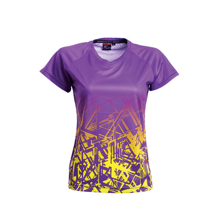 ARORA SPORTS Sublimation Running Ladies Dryfit RU LD 15-18