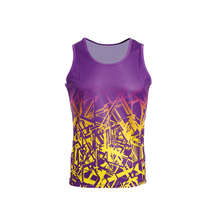 ARORA SPORTS Sublimation Running Junior Dryfit RU JR 15-18