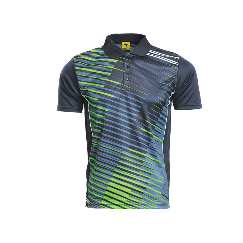 MULTISPORTS Sublimation Polo Unisex Quick Dry SMP 04-06